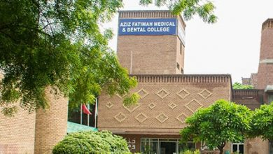 Aziz Fatimah Medical & Dental College